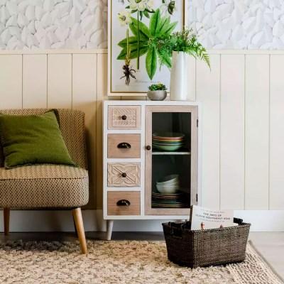 Muebles de comedor. Fantásticos para dar un toque de decoración a tu ...